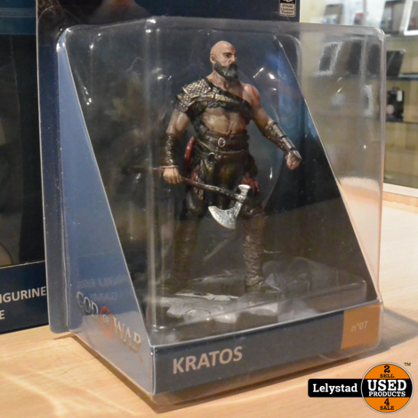 God of War Norse God Edition Kratos Totaku Figurine