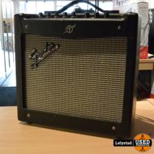 Fender Mustang I (V.2) modeling gitaarversterker combo