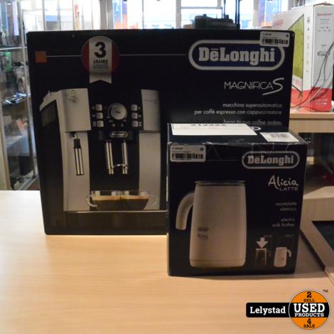 Delonghi Vol automatisch koffiezetapparaat ECAM 21.118 | Nieuw
