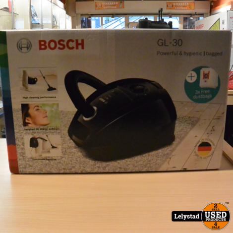 BOSCH® Stofzuiger GL-30 Nieuw