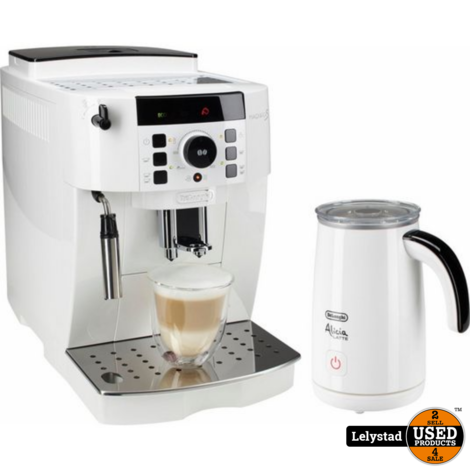 Delonghi ECAM 21.118.W Volautomatische Koffiemachine | Nieuw in Doos