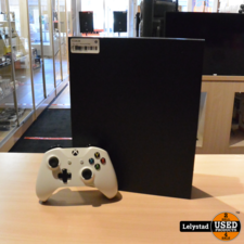 Microsoft Xbox One X 1TB Inclusief Witte Controller