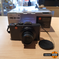Leica D-Lux 5 Camera