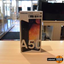 Samsung Samsung Galaxy A50 128GB Black | Nieuw in Seal