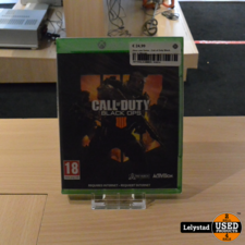 Xbox one Game : Call of Duty Black Ops 4 (Nieuw)