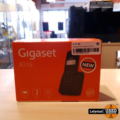 Gigaset A116 Huistelefoon | Nieuw