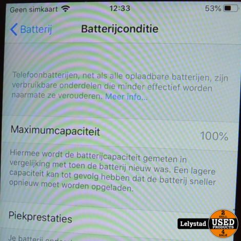 iPhone 6S 16GB Space Gray | Redelijke staat