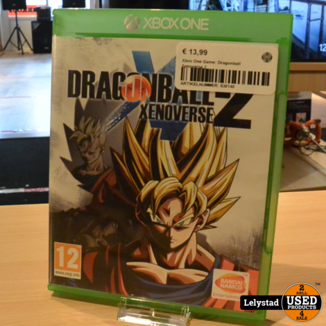 Xbox One Game: Dragonball Xenoverse 2