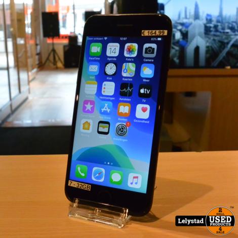 iPhone 7 32GB Zwart | Gebruikte staat