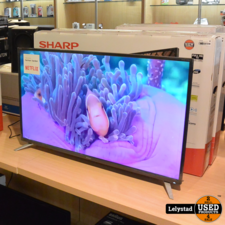 Sharp LC-40BG2E 40inch Full-HD SmartTV | NIEUW