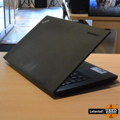 Lenovo Thinkpad T450 i5/8GB/256GB SSD Win 10 Home