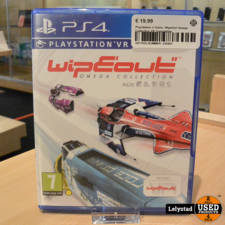 Playstation 4 Game: WipeOut Omega Collection