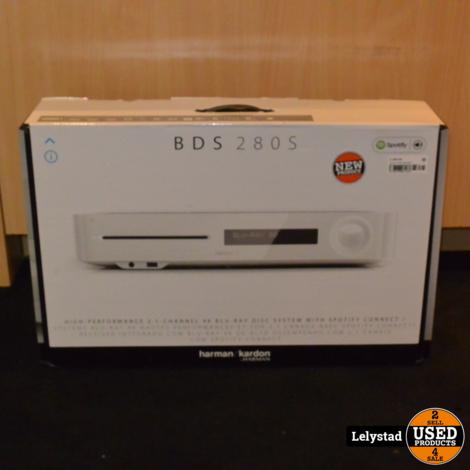 Harman Kardon BDS 280S Receiver/Versterker Zilver | Nieuw
