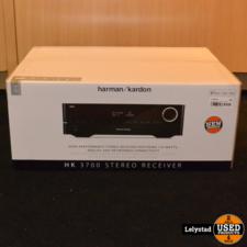 Harman Kardon HK 3700 Versterker Zwart | Nieuw in doos