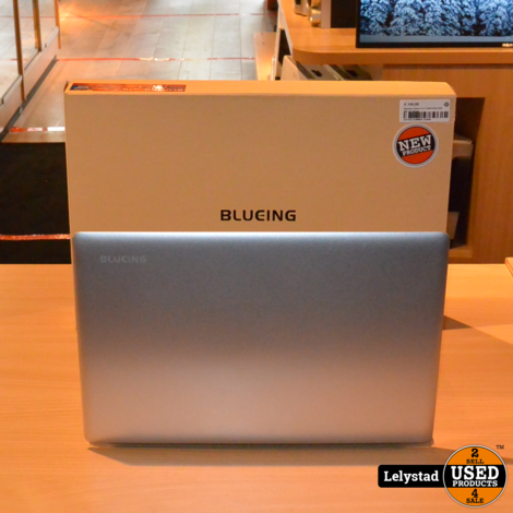 Blueing Laptop 14.1'' 2GB/32GB HDD Win 10 | Nieuw