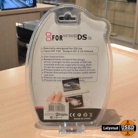 Nintendo Ds Lite Autolader | Nieuw in de verpakking