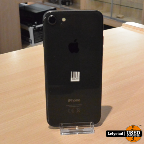 iPhone 8 64GB Space Gray Redelijke staat