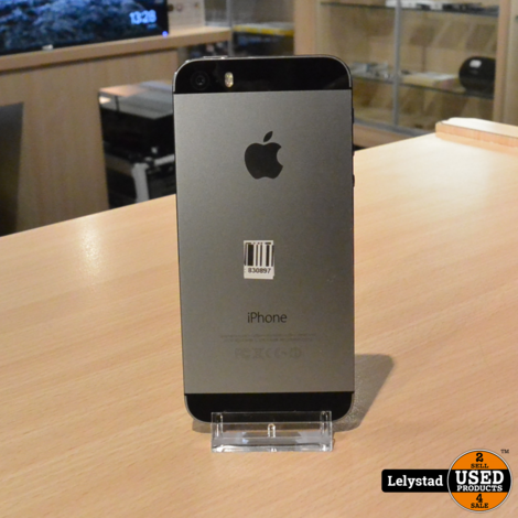 iPhone 5s 16GB Space Gray   Nette staat