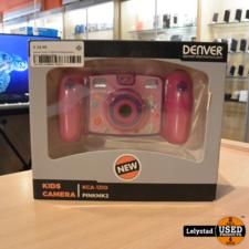 Denver KCA-1310Pink Kindercamera Roze   Nieuw in Seal