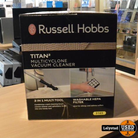 Russell Hobbs Titan² zakloze stofzuiger | Nieuw