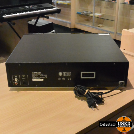 Yahama Compact Disc Player DCD-675 Incl AB