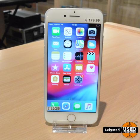 iPhone 7 32GB Silver | Redelijke staat