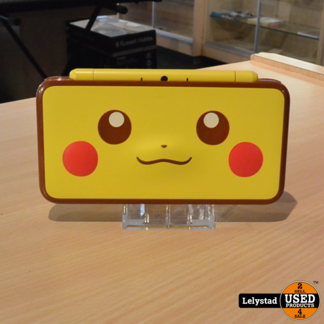 Nintendo 2DS XL Pikachu Edition | Nette staat