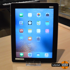 iPad 2 16GB Wifi Space Gray | Gebruikte staat