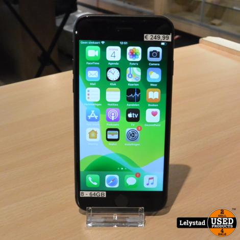 iPhone 8 64GB Space Gray | Redelijke staat