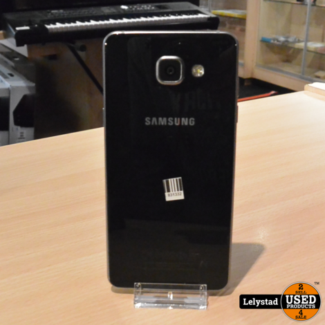 Samsung Galaxy A5 2016 16GB Zwart | Nette staat