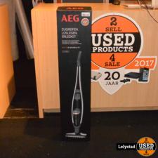 AEG QX9-1-50IB Steelstofzuiger | Nieuw in doos