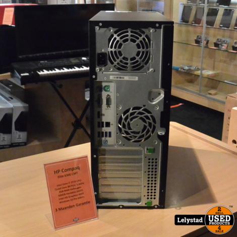 HP Compaq Elite 8300 CMT i7 4GB RAM 50GB HDD | Nette staat