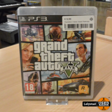 Playstation 3 Game: Grand Theft Auto 5