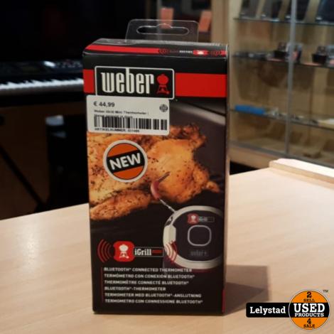 Weber iGrill Mini Thermometer | Nieuw geseald in doos