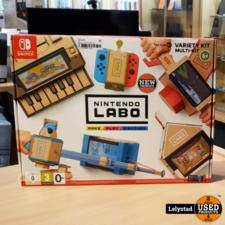 Nintendo Labo Mixpakket voor Nintendo Switch   Nieuw in doos
