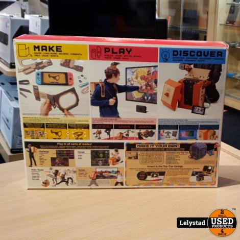 Nintendo Labo Robotpakket Switch | Nieuw in doos