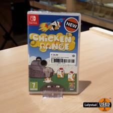 Nintendo Switch Game: Chicken Range | Nieuw in Seal