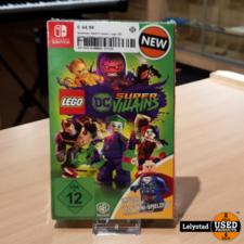 Nintendo Switch Game: Lego DC Super Villains (incl.Lex Luthor)   Nieuw