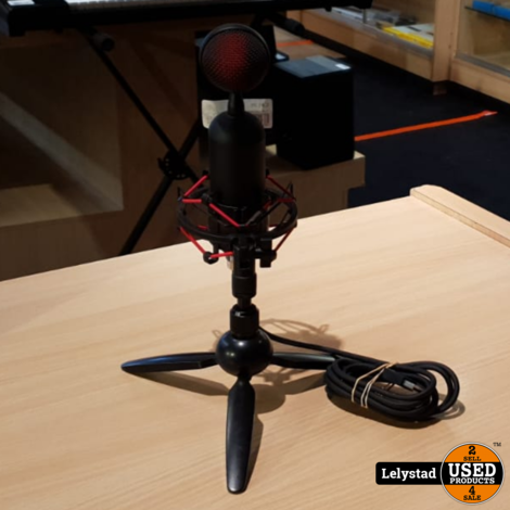 Trust GXT 244 Buzz USB Streaming Microphone | Nette staat