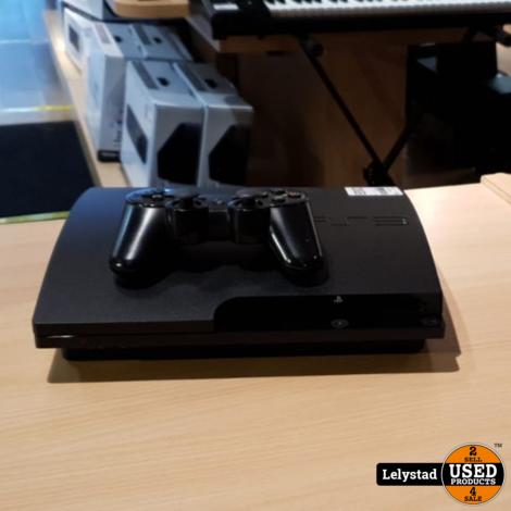 Playstation 3 Slim 320GB Zwart