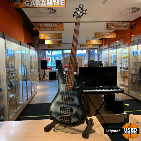 Ibanez Bass Gitaar SR305E-BPM 1P-02 5 Snaars | Nieuwstaat