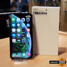 iPhone XS Max 512GB Space Gray | Nette staat