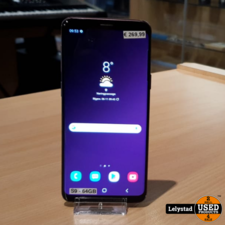 Samsung Galaxy S9 64GB Lilac   Nette staat