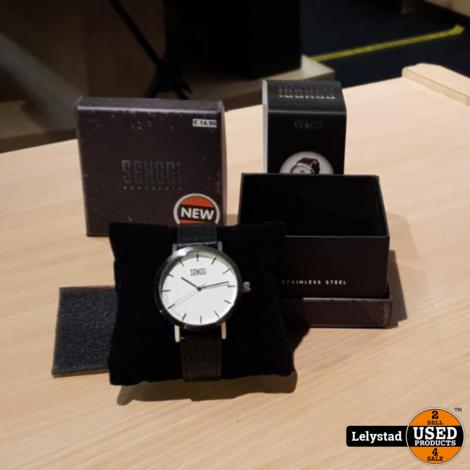 Senggi Bracelets Salvador Watch | Nieuw in doos