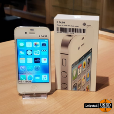 iPhone 4S 16GB Wit | Nette staat