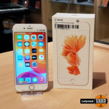 iPhone 6S 32GB Rose Gold | Nette staat