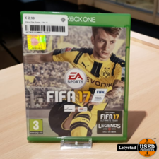 Xbox One Game: Fifa 17