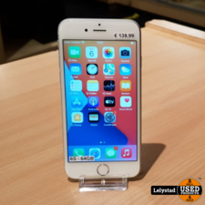 iPhone 6S 64GB Silver   Prima staat