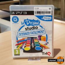 Playstation 3 Game: U Draw Studio