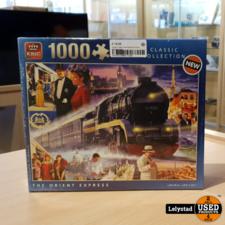 Generic 1000 Orient Express Puzzel   Nieuw In Seal